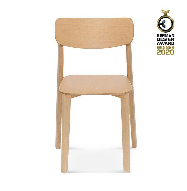 Drevená jedálenská stolička SRA-1907 Pala