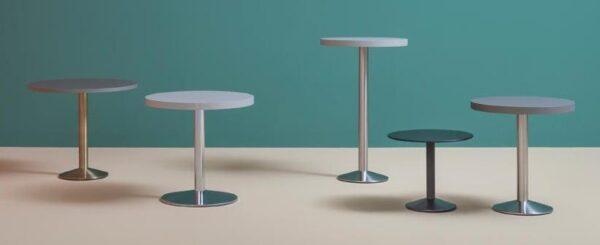 Ukážka stolových nôh kolekcie Tonda