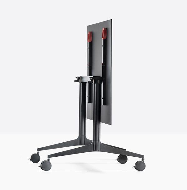 Sklápacia stolová noha PE-Ypsilon Tilting ukážka sklopenia