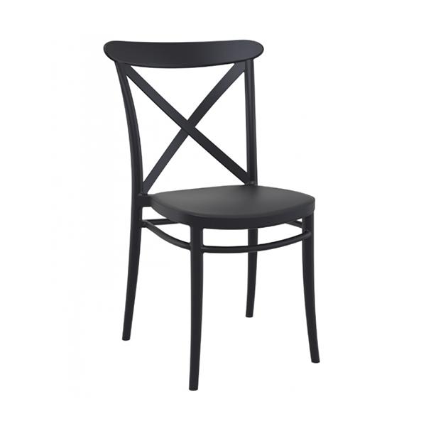 Polypropylénová stolička SI-Cross - DREVEX